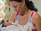 Candidata dá à luz na hora de fazer o Enem (Leandro Abreu/G1 MS)