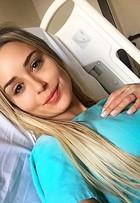 Ex-BBB Leticia passa por cirurgia para 'turbinar' os seios: 'Vontade de mudar'