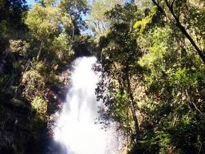 Fazenda em Brotas dá acesso à Cacheira do Martello (Foto: Cachoeira do Martello Brotas/Divulgação)