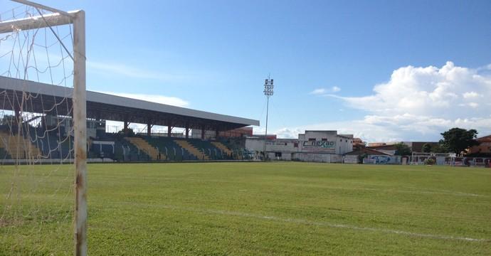 Estádio General Sampaio (Foto: Vilma Nascimento/Globoesporte)