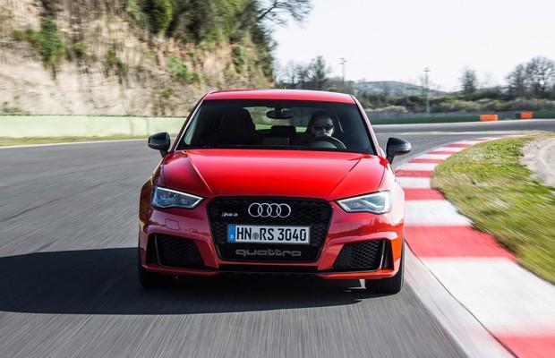 Audi RS3 Sportback 2016 (Foto: Divulgação)