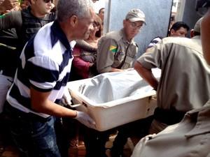 Assalto Via Chico Mendes Acre (Foto: Tácita Muniz / G1)