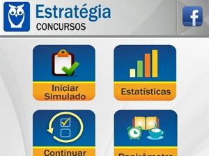 Estratégia Concursos tem mais de 30 mil questões (Foto: Reprodução)