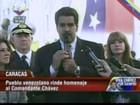 Delegações de 54 países participam do funeral de Chávez na Venezuela