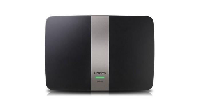 EA6200 atinge velocidade de até 1.300 mbps e é vendido por R$ 840 (Foto: Divulgação/Linksys)