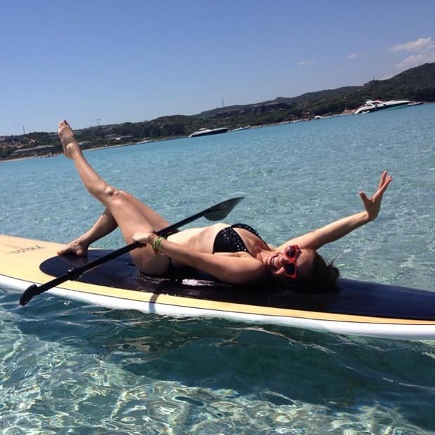 Thalia (Foto: Reprodução/ Instagram)