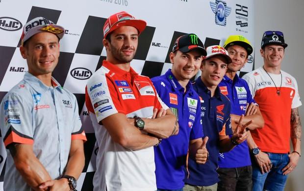 BLOG: Mundial de Motovelocidade - Coletiva de Imprensa dá início às atividades do Grande Prêmio da República Checa...