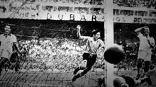Gigghia gol Brasil x Uruguai Copa do Mundo 1950