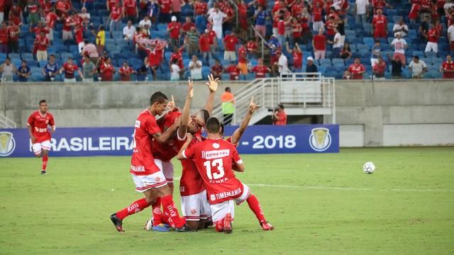 a37739b2ea5cc América-RN x Guarani de Juazeiro - Campeonato Brasileiro Série D ...