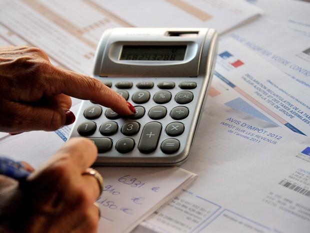 #calculadora (Foto: PHILIPPE HUGUEN/AFP)