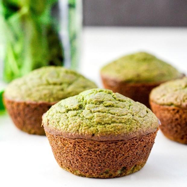 Green muffin (Foto: Divulgação)