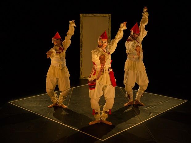 Abrazo é o novo espetáculo infantil do Clowns de Shakeaspeare e estreia neste domingo (16) (Foto: Rafael Telles)