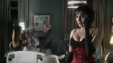 Celeste tenta enganar Abel