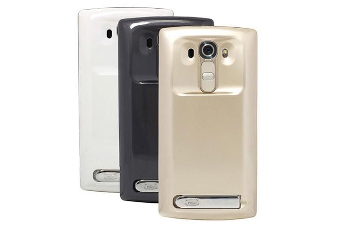 Capa da Murgen oferece mais do dobro da bateria do LG G4 (Foto: Divulgação/Murgen)