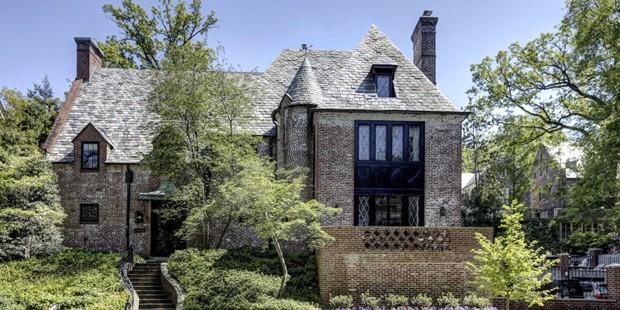 Casa onde Barack Obama irá viver com a família depois da presidência (Foto: Divulgação/McFadden Group)