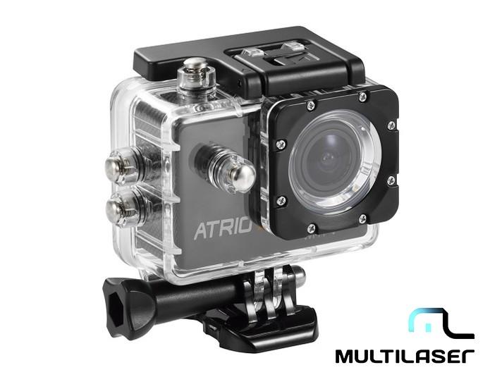 Fullsport Cam, da Multilaser, pode ser comprada por a partir de R$ 439 (Foto: Divulgação/Multilaser)