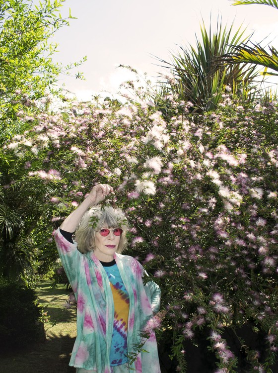A roqueira-escritora Rita Lee (Foto: Guilherme Samora/Globo Livros)