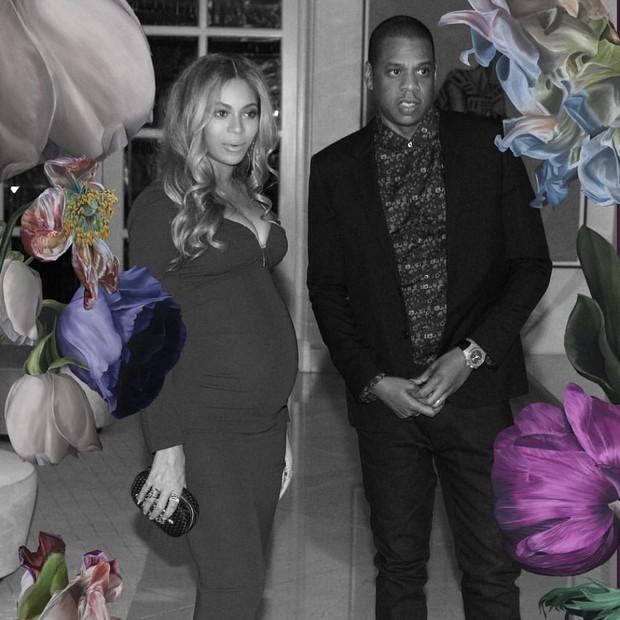 Beyoncé e Jay-Z (Foto: Reprodução)