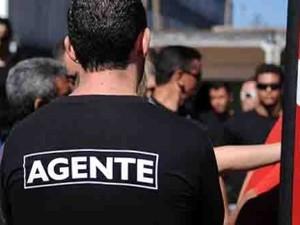 Agente penitenciário do DF (Foto: Pedro Ventura/Agência Brasília)