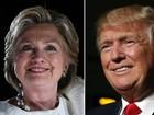 Hillary x Trump: o que os famosos já falaram sobre os candidatos?