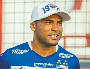 Lúcio Flávio, Fortaleza (Foto: Reinaldo Jorge/Divulgação)