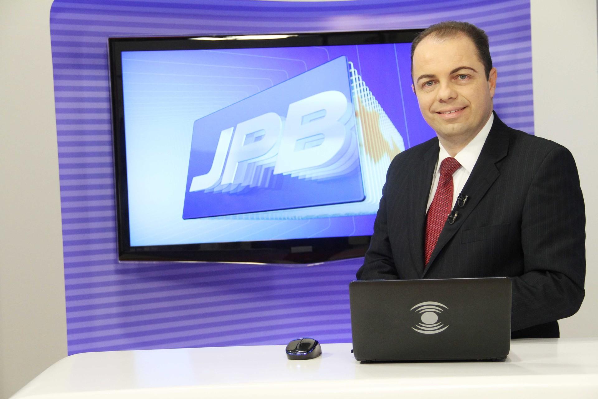 TV Paraíba estreia novos cenários (Foto: Leonardo Silva)