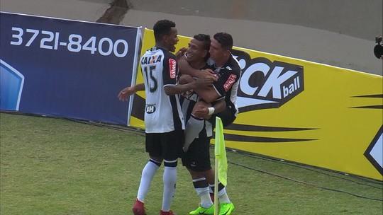 Troféu Globo Minas: gol de Otero é eleito por internautas o mais bonito do Campeonato Mineiro 2017