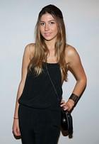 Carol Doria brilha no SPFW: 'Quero trabalhar com moda, amo o fashion'