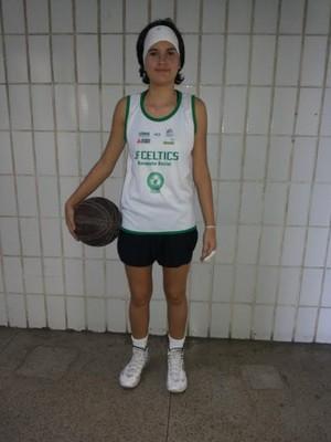Bárbara Reis JF Celtics (Foto: JF Celtics/Divulgação)