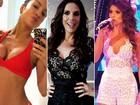 Claudia Leitte, Ivete Sangalo e Paula Fernandes revelam segredos de beleza