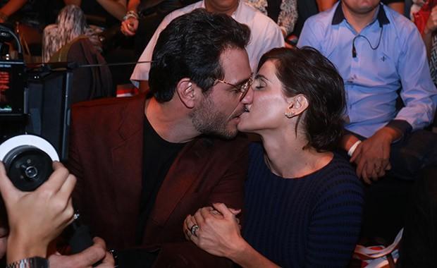 Deborah Secco e Rodrigo Lombardi (Foto: Ricardo Leal)