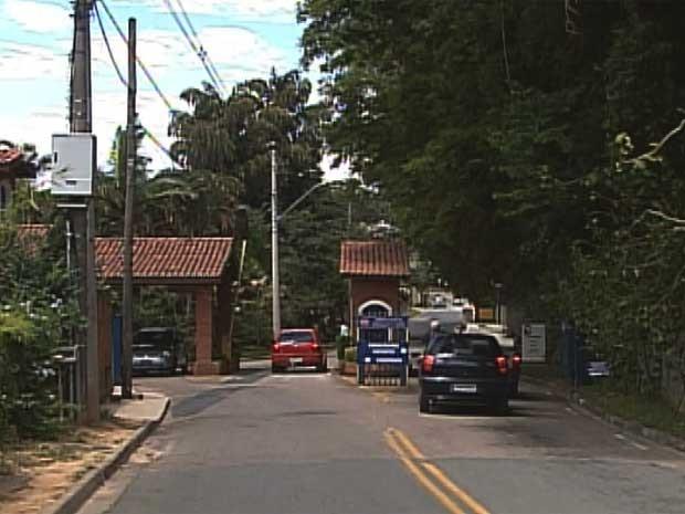 Administrador do condomínio residencial São Joaquim, em Vinhedo (SP), Alex Brunner Freijó, foi morto em 2005 (Foto: Reprodução EPTV)