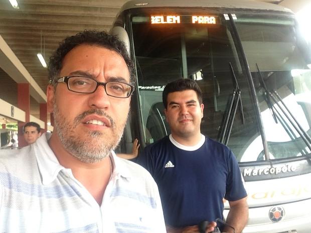 Ônibus Belém-Brasília: blog Caravana G1