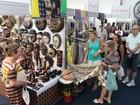 Feira dos Países reúne arte de várias partes do mundo em Florianópolis