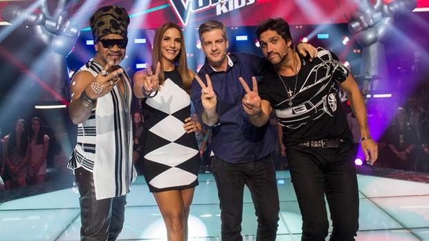 Confira as novidades da 2º fase do The Voice Kids (Divulgação)