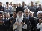 Líder do Irã chama Israel de 'cachorro raivoso' e cita genocídio em Gaza