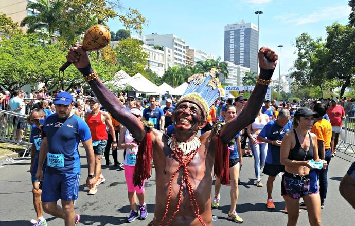 Meia Maratona do Rio e euatleta (Foto: Igor Christ)