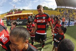 Léo Duarte Flamengo (Foto: Gilvan de Souza/Flamengo)