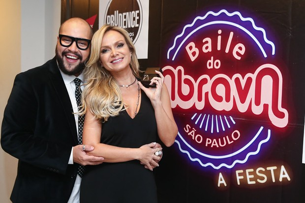 Tiago Abravanel e Eliana  (Foto: Manuela Scarpa/Brazil News)