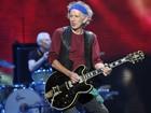 Keith Richards, do Rolling Stones, critica Metallica, Black Sabbath e rap