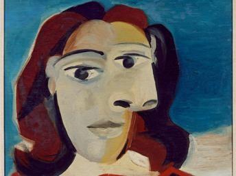 Retrato de Dora Maar, 1939 (Foto: reprodução )