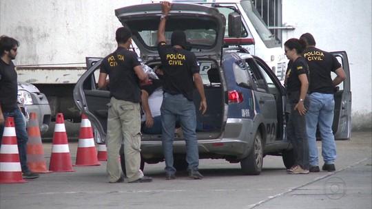 Parentes de vereador e ex-tesoureiros têm relação com crimes, diz polícia