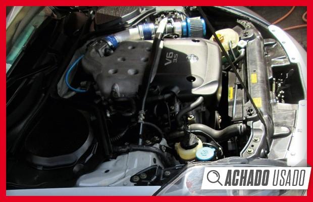 Nissan 350Z 2004 (Foto: Autoesporte/Reprodução)