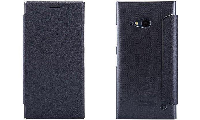 Capa flip para Lumia 730 tem design ultrafino (Foto: Divulgação/Nillkin)
