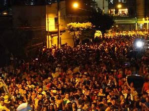 Bloco do Barril Carnaval 2014 São João Nepomuceno 2 (Foto: Márcio Sabones/Portal SJ Online)