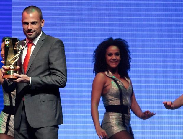 Diego Cavalieri goleiro Brasileirão 2012 (Foto: Miguel Schincariol / Globoesporte.com)
