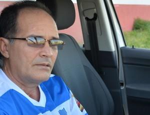 Orlando Melo, presidente do Propriá (Foto: João Áquila / GLOBOESPORTE.COM)