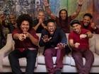 Por causa de aposta, integrante do Grupo Zueira cultiva cabelo desde 2006
