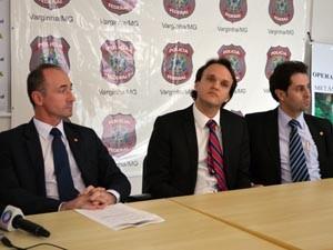 Operação da Polícia Federal desarticulou esquema de fraudes em licitações (Foto: Samantha Silva / G1)