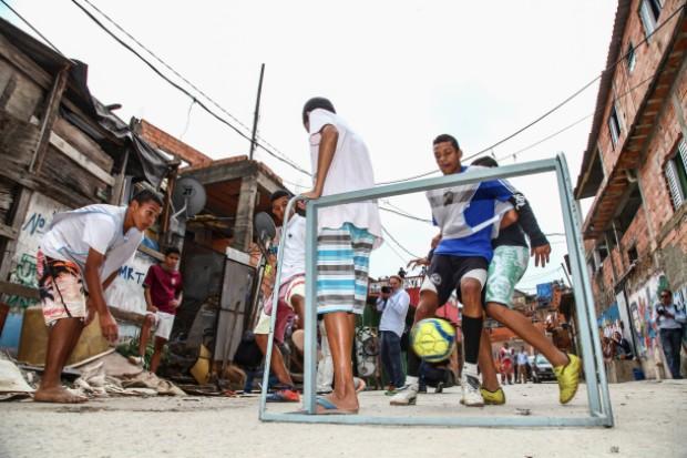 Mundial de Futebol de Rua começa hoje em São Paulo  (Foto: Divulgação)